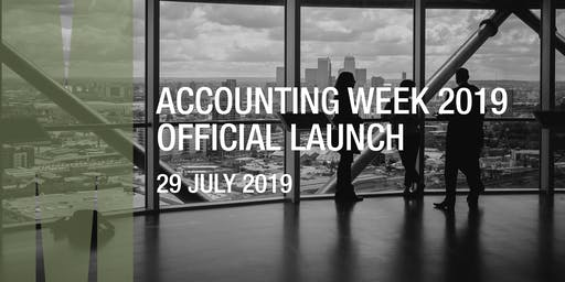 Accounting Week 2019 Launch and Alumni Academic and Industry Awards