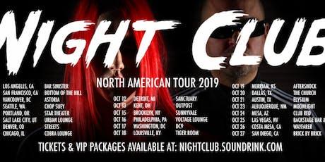 Night Club tickets