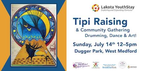 Lakota Youthstay Tipi Day, 2019 tickets
