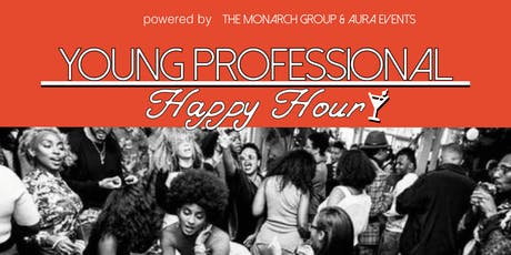 Young Professional Happy Hour tickets