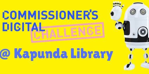 July Holidays: Kapunda Commissioners Digital Challenge