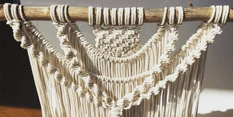 Craft a Macrame Wall Hanging with Annette Boyd tickets