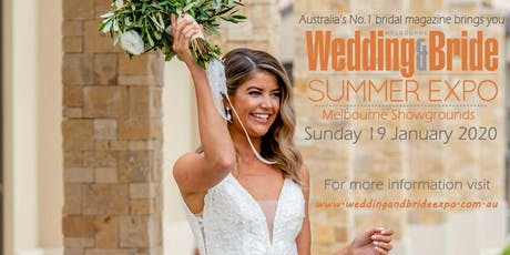 Melbourne Wedding & Bride Summer Bridal Expo tickets