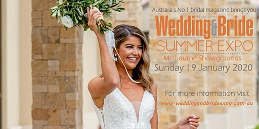 Melbourne Wedding & Bride Summer Bridal Expo 2020