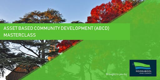 Asset Based Community Development Masterclass with Peter Kenyon: Session 1
