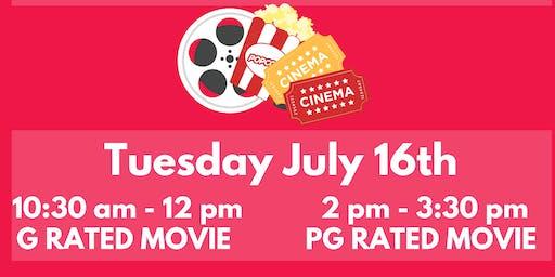 July Holidays: Movies @ Kapunda Library