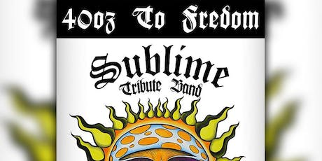 40oz to Freedom (Sublime Tribute) tickets
