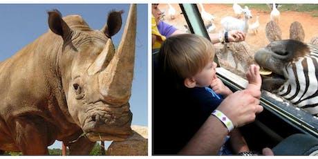 Tank the Rhino Safari Experience! tickets