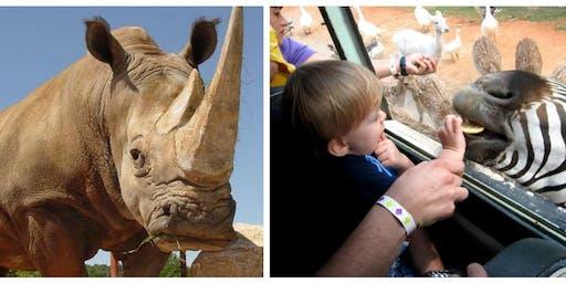 Tank the Rhino Safari Experience!