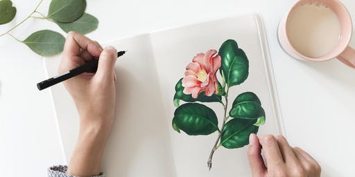 Botanical Art Class with Angela Rossen