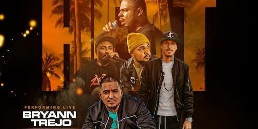 The Heat Ft Bryann T/THE REP/RIZIN/H.U.R.T/TONE