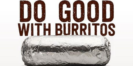 Chipotle CHOC Children's Foundation  fundraiser tickets