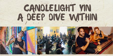 Candlelight Yin A Deep Dive Within tickets