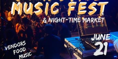Summer SOULstice Night-Time Market & Music Fest