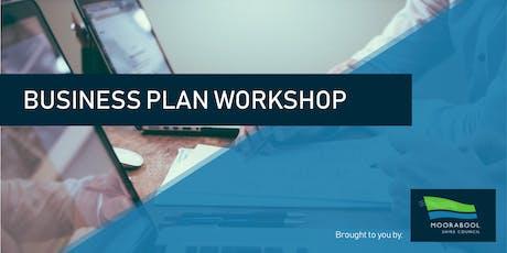 Business Plan Workshop tickets