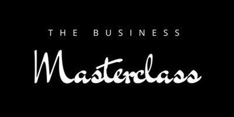 Be Your Own Boss: The Business Masterclass tickets