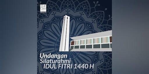 Silaturahmi Idul Fitri 2019 M/1440 H
