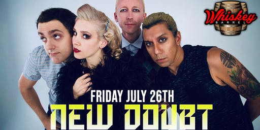 "No Doubt Cover Band ""New Doubt"