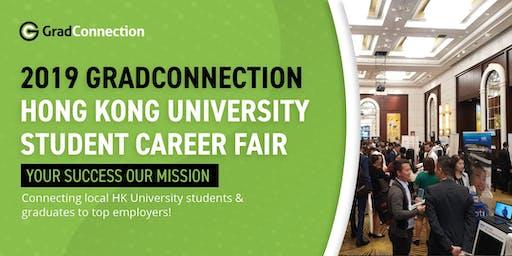 2019 GradConnection Hong Kong University Student Career Fair