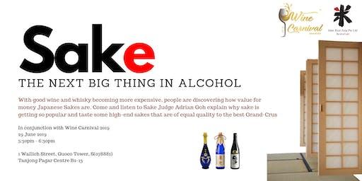 Sake - The Next Big Thing in Alcohol