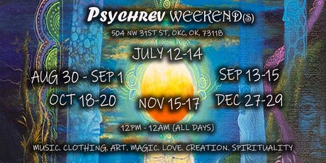 PsychRev  Weekend Aug 30 - Sep 1 tickets