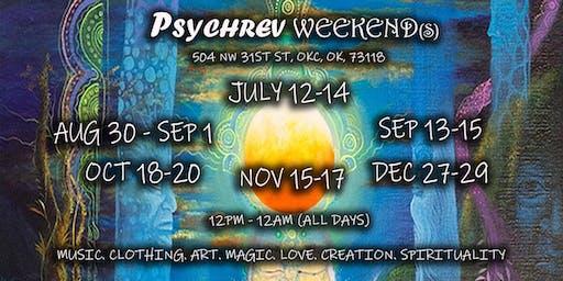 PsychRev  Weekend Aug 30 - Sep 1