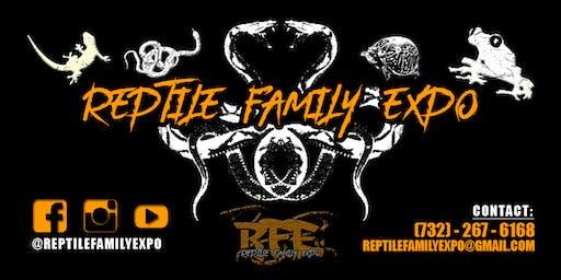Reptile Family Expo Super Reptile Show 8-10-19