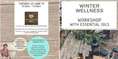 WINTER WELLNESS with Essential Oils/Natural Products tickets
