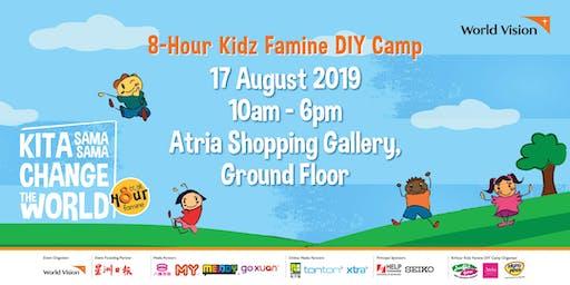 8-Hour Kidz Famine Camp
