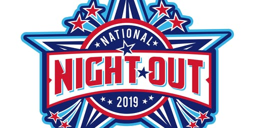 National Night Out 2019- Alhambra Christmas Tree Farm