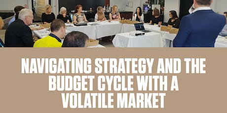 Business Breakfast Series: Navigating strategy and the budget cycle with a volatile market tickets