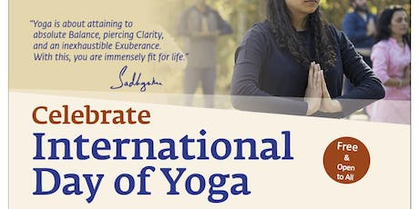 Yoga for Beginners (FREE Class) tickets