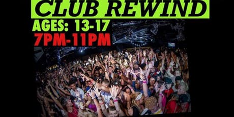 Teen Night Club Rewind tickets