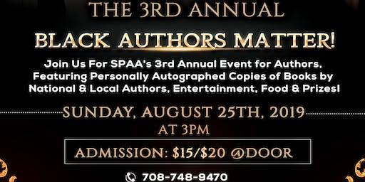 Black Authors Matter