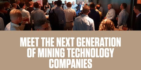 Business Breakfast Series: Meet the next generation of mining technology companies tickets