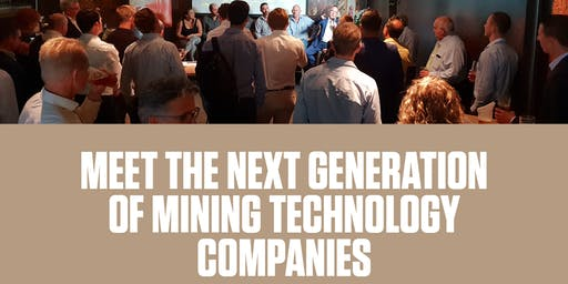 Business Breakfast Series: Meet the next generation of mining technology companies