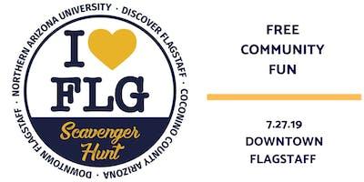 I  Heart FLG Community Scavenger Hunt