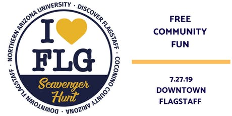 I  Heart FLG Community Scavenger Hunt tickets