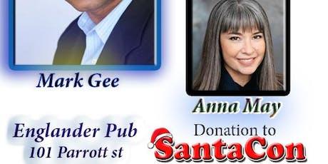Anna May's Comedy SantaCon Donation tickets