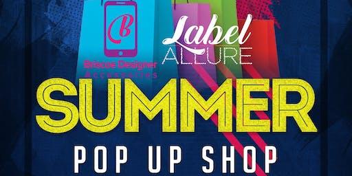 Chicago Summer Pop Up Shop