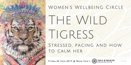 Women's Wellbeing Circle - Stress tickets