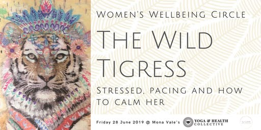 Women's Wellbeing Circle - Stress