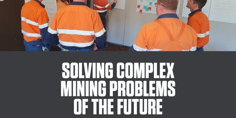 Business Breakfast Series: Solving Complex Mining Problems of the Future tickets