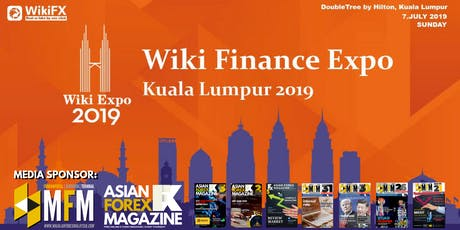 WIKI FINANCE EXPO KUALA LUMPUR 2019 tickets