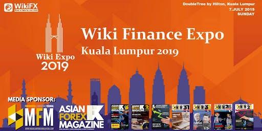 WIKI FINANCE EXPO KUALA LUMPUR 2019