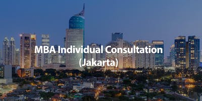 CUHK MBA Individual Consultation in Jakarta