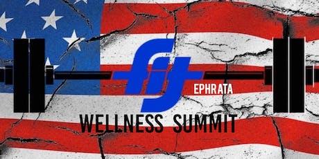 Wellness Summit tickets
