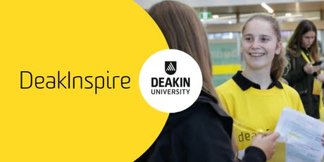 DeakInspire, Melbourne Burwood Campus, Deakin University tickets
