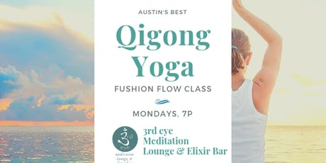 Qigong/Yoga Fusion Flow tickets
