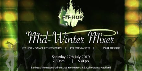 Fit Hop Mid-Winter Mixer tickets